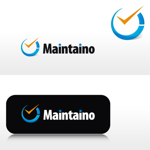 Logo for Maintenance Tracking Web Startup