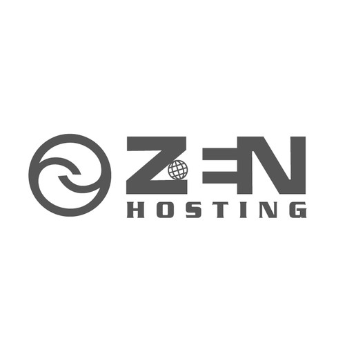 Create the next logo for Zen Hosting