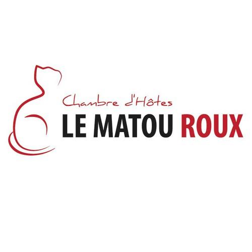 Logo voor Chambre d'hôtes Le Matou Roux