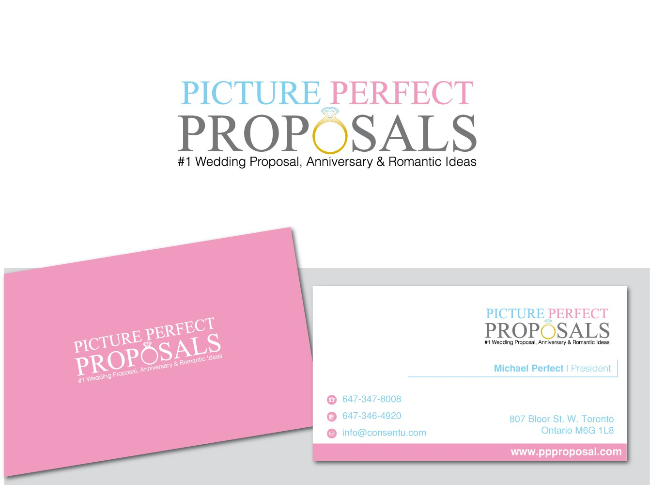 logo for Picture Perfect Proposals