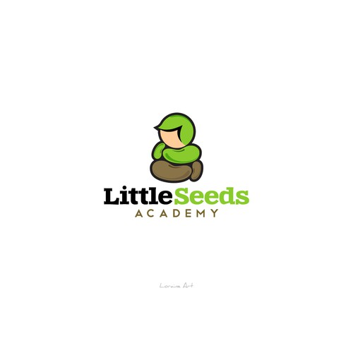 Fun and Tech logo of Little seeds Academy