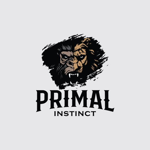 logo for primal instinct