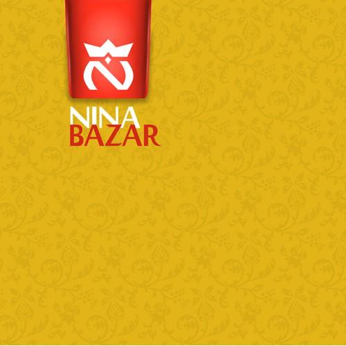Nina Bazar logo