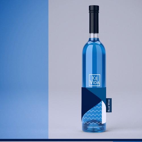 """Presentación Bebida """"KE VIDA"""""""