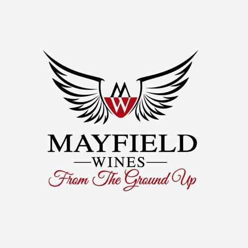 Logo and hosted web site for a large Australian winemaker