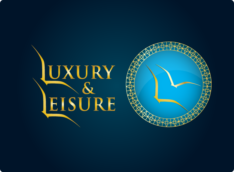 Let's create a new logo for Luxury & Leisure Real Estate (GUARANTEED)