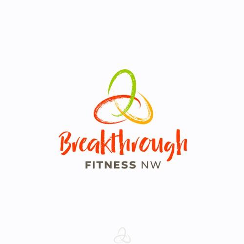 Logo for Breakthrough Fitness (proposal)