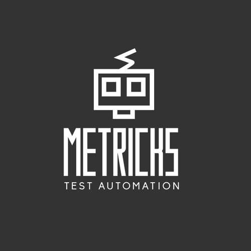 Logo concept for Metricks IT