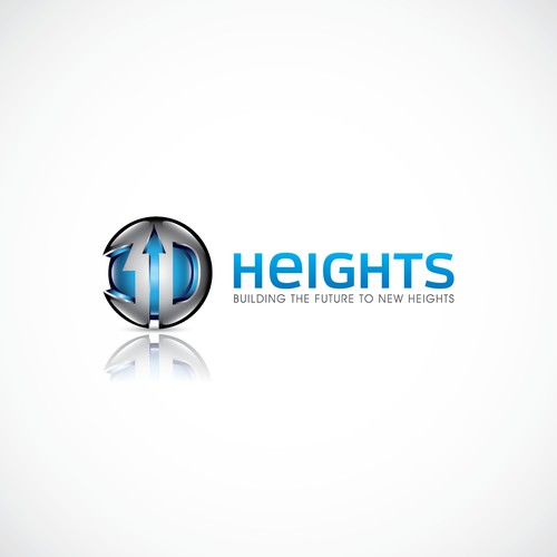 Help 3D Heights with a new logo