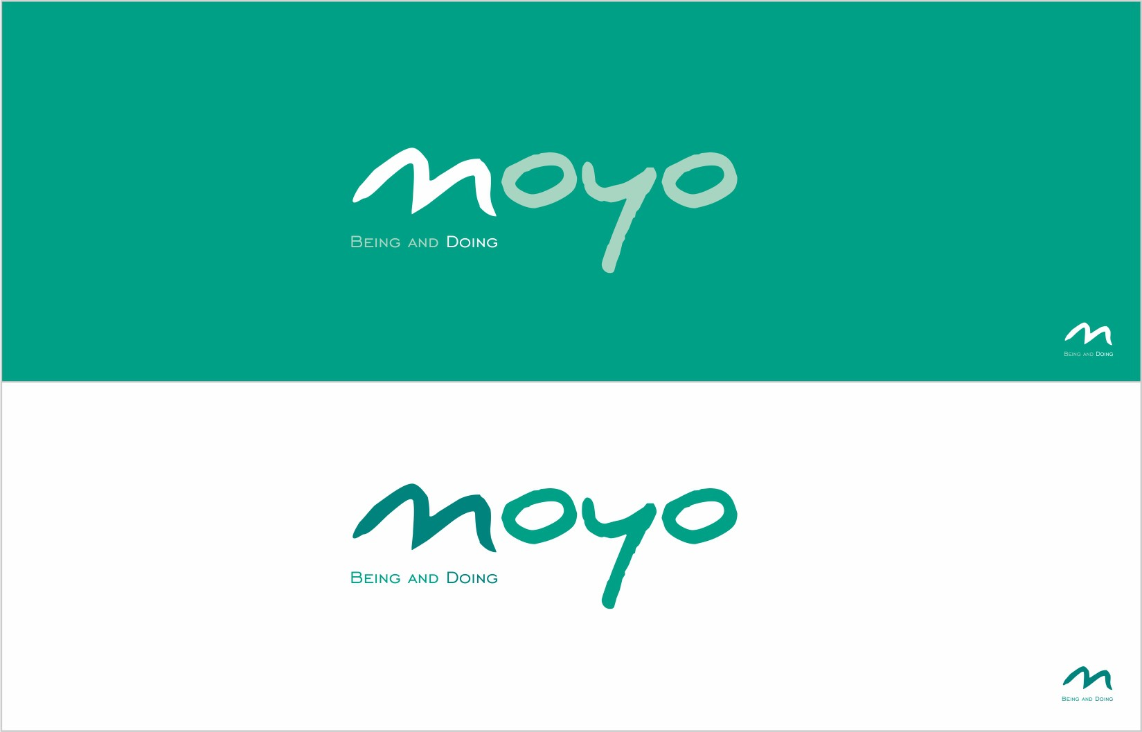 Create a logo for Moyo, a  social awareness, online global community