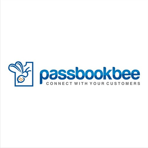 Logo design for passbookbee