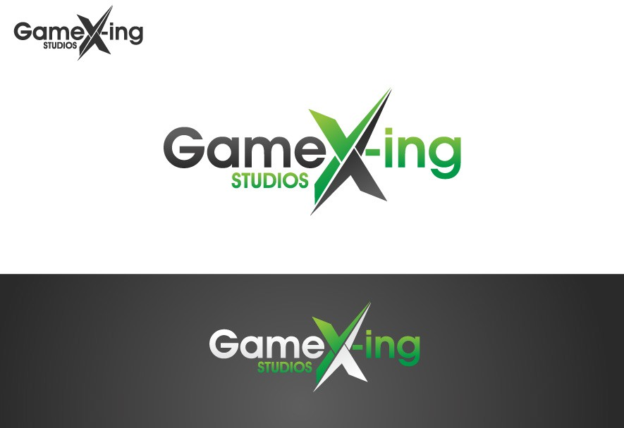 Help Game X-ing Studios with a new logo