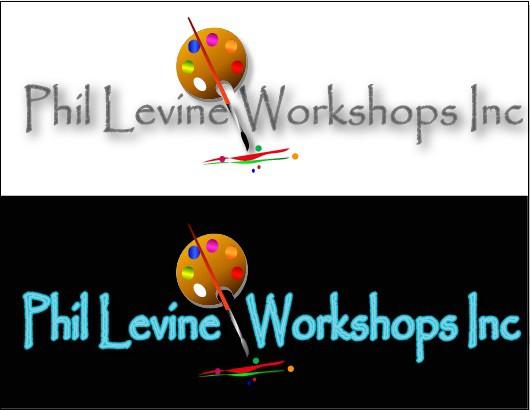 Phil Levine Workshops Inc. needs a new logo