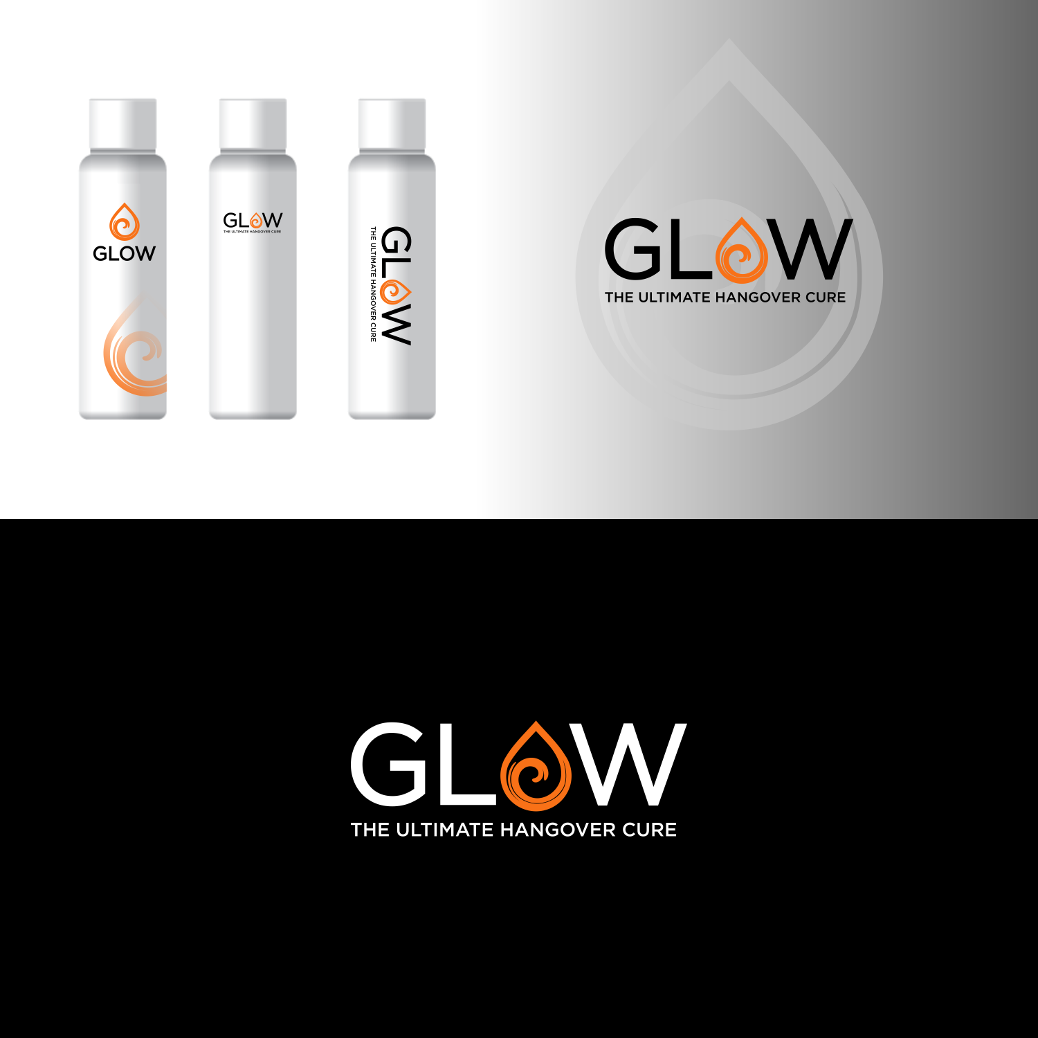 Hangover cure drink- Be the next world's top selling drink logo designer!