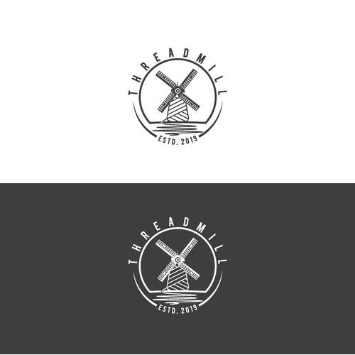 Casual wear brand logo