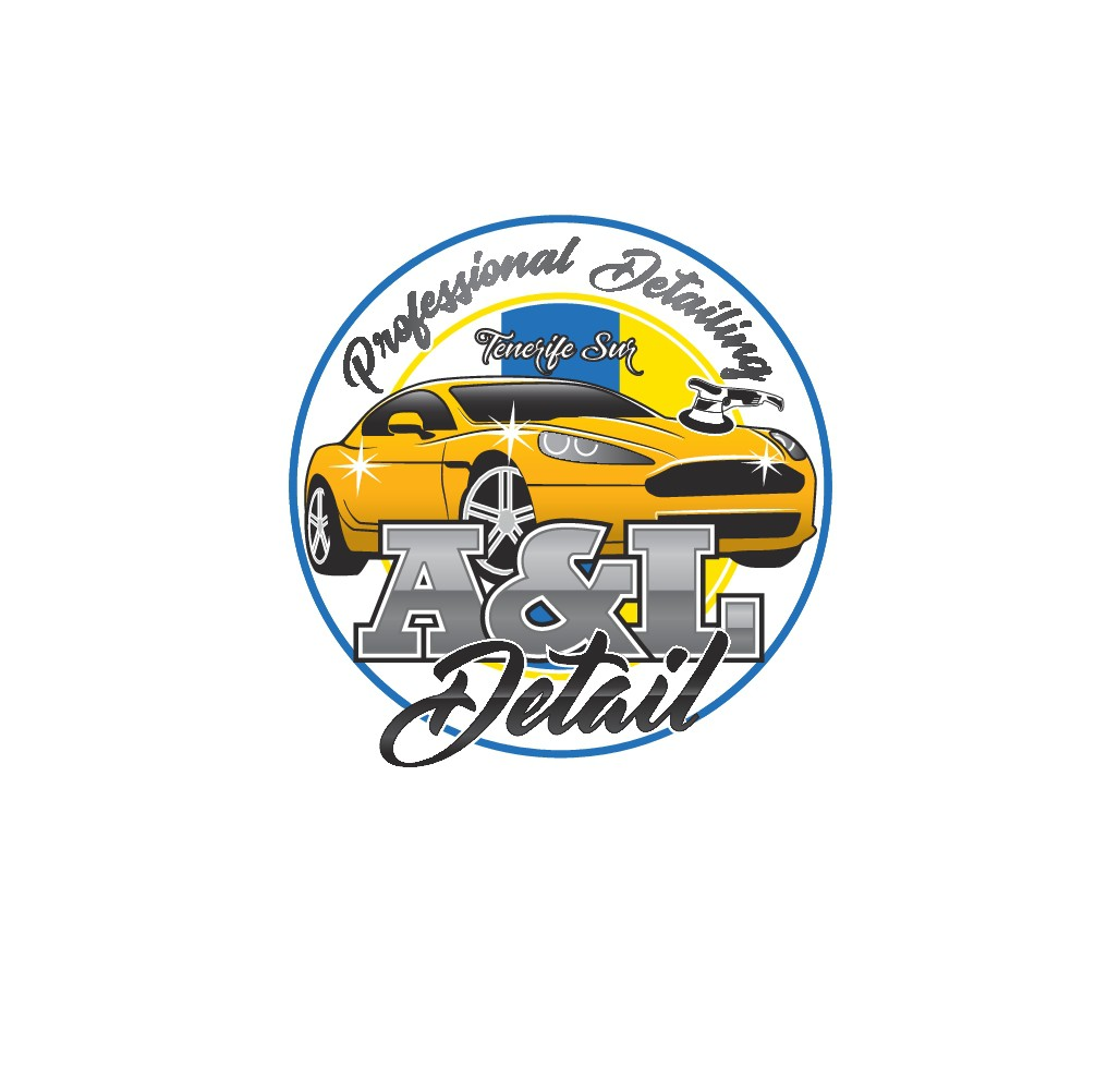 Diseña un logo para un nuevo garaje de detailing de vehículos