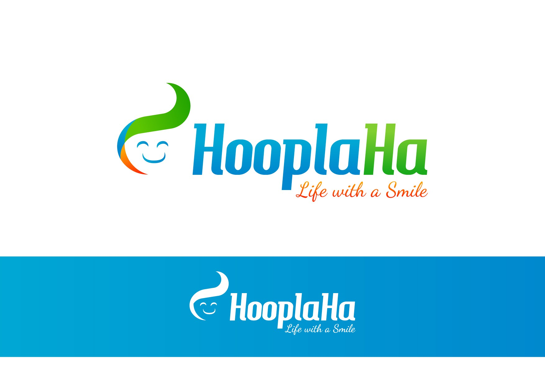 logo for HooplaHa