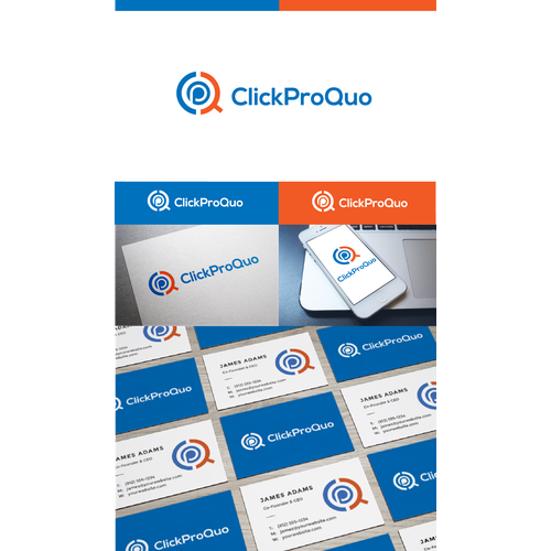 Logo For Click Pro Quo
