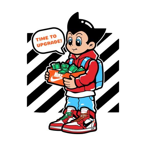 Astroboy Hypebeast