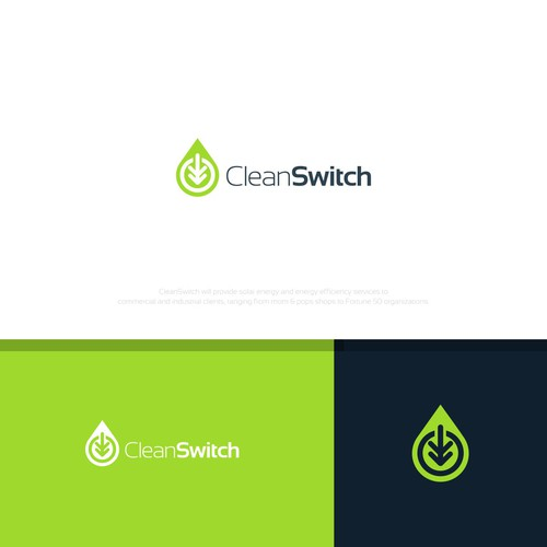 Clean Switch logo