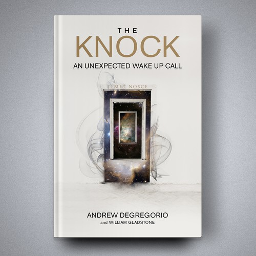 Book cover for The Knock