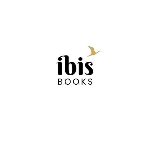 Logo Concept for Ibis Books