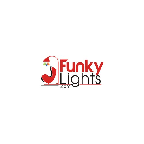 Create the next logo for FunkyLights.com