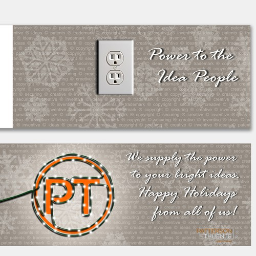 Patterson Thuente IP 2015 Holiday Card