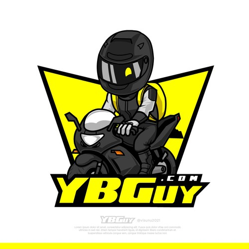 Modern and Cool design for YBG