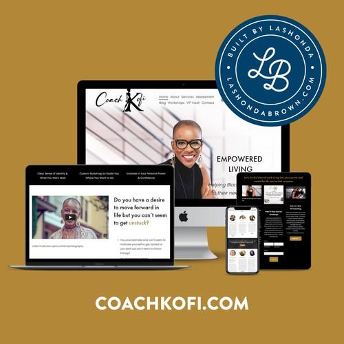 COACH KOFI | Certified Empowerment Coach
