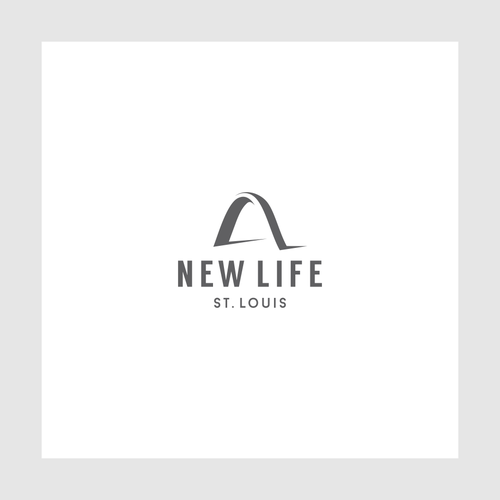 Logo for a church in St. Louis.