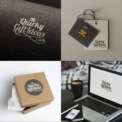 Quirky Gift Ideas Logo