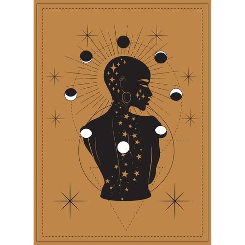 Tarot card design