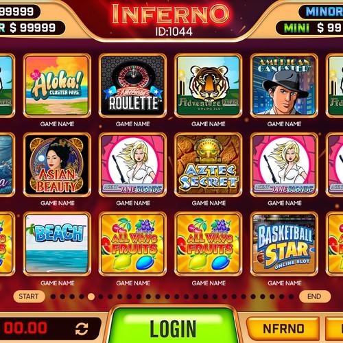 UI/UX for Casino Games
