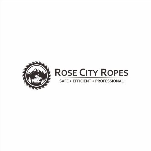 Logo for Rose City Ropes
