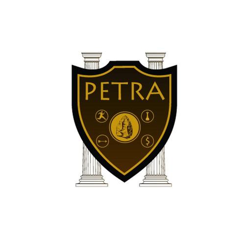Create the next logo for Petra