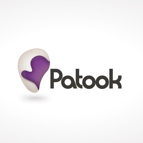 Patook Logo Design