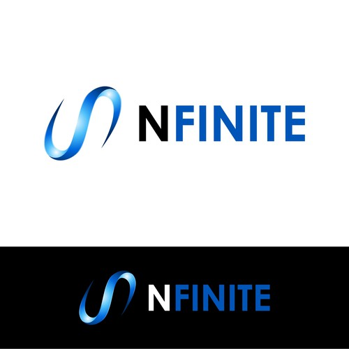 Help nfinite with a new logo and business card