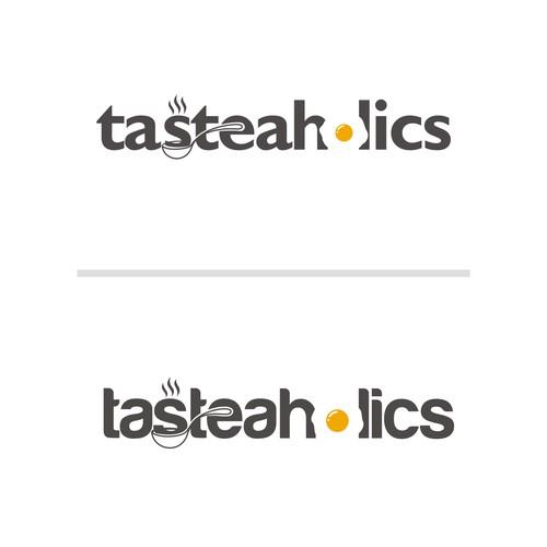 tasteaholics logo