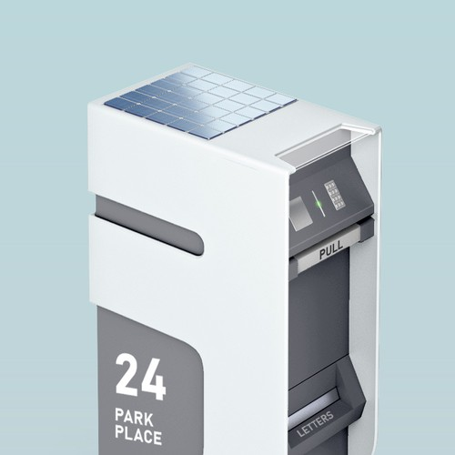Design the parcel box of the future