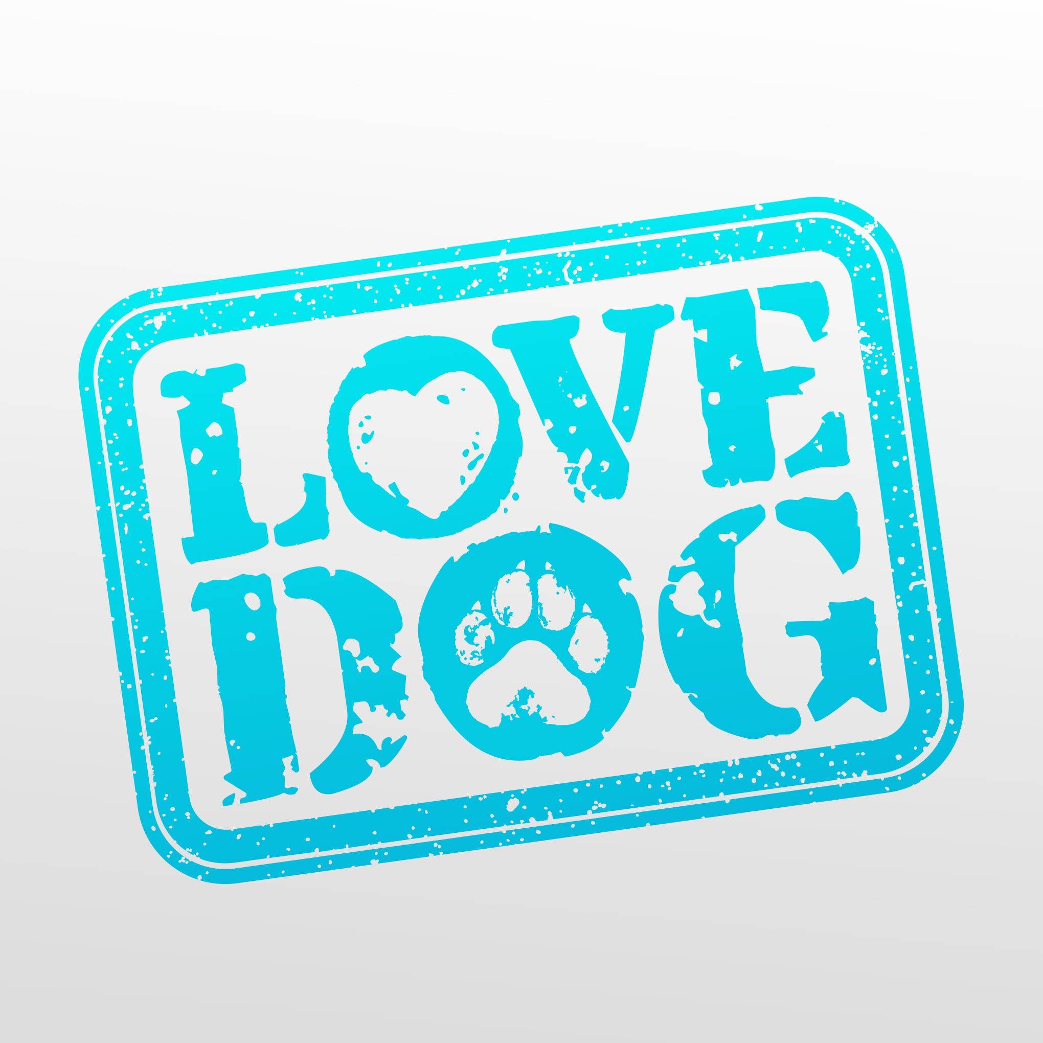 Design my Love Dog Logo we are Donating 1 Million Dollars to help Animals in Need,