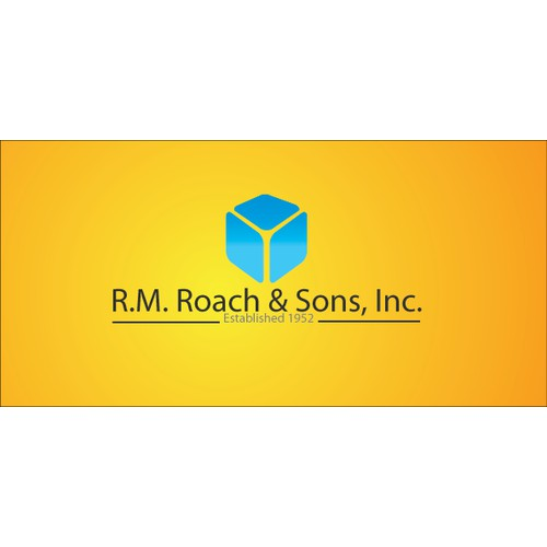 logo for R.M. Roach & Sons, Inc.