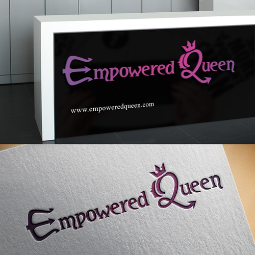 Logo for a women's empowerment company
