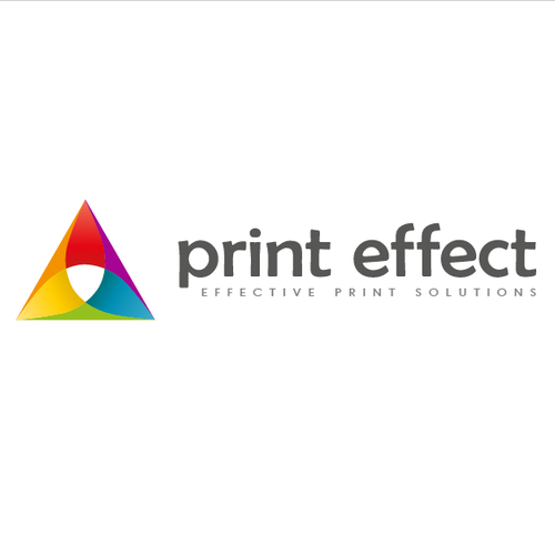 Print effect needs a new logo
