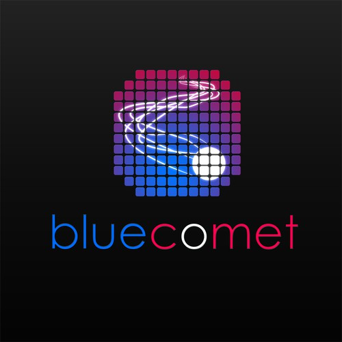 Help BlueComet with a new logo