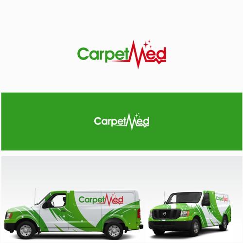Logo concept for CarpetMed