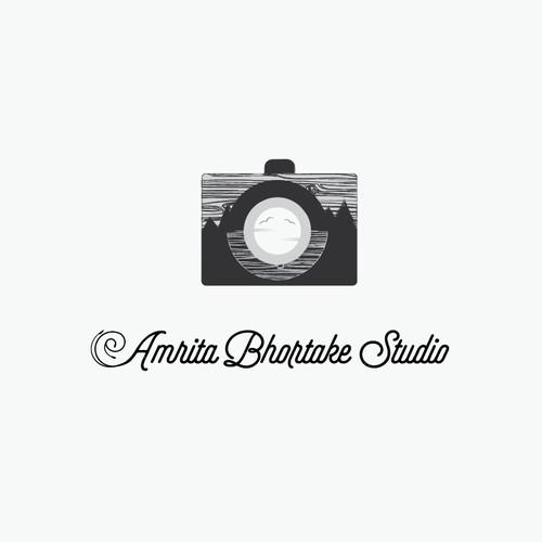 Logo Amrita Bhortake Studio