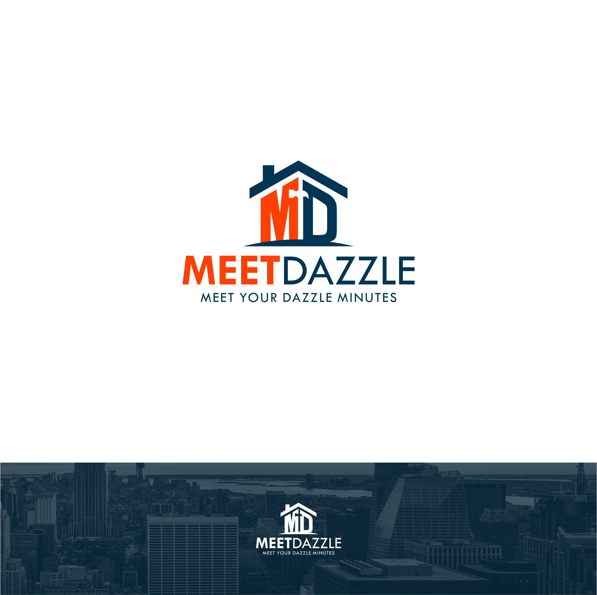 MeetDazzle Brand Logo for Tools & Home improvement Product