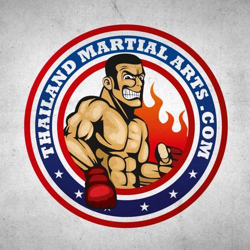 logo for thailandmartialarts.com