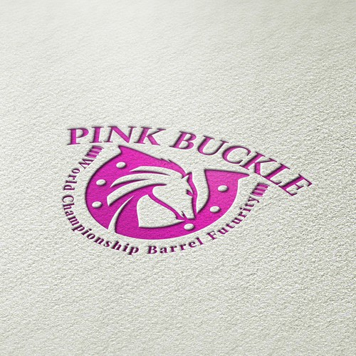 Logo For Pink Buckle